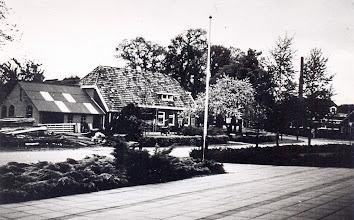 Photo: Kerkstraat 24, zagerij van J. Wilms