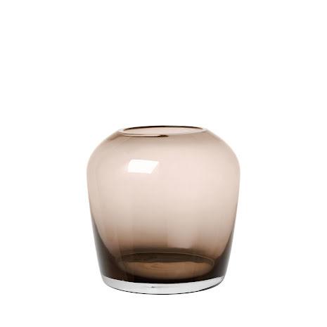 LETA, Vas 13 cm, Medium - Coffee