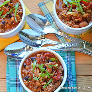 Whiskey Chili Recipes.