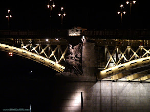 Photo: hungary, travel, margaret, bridge, budapest