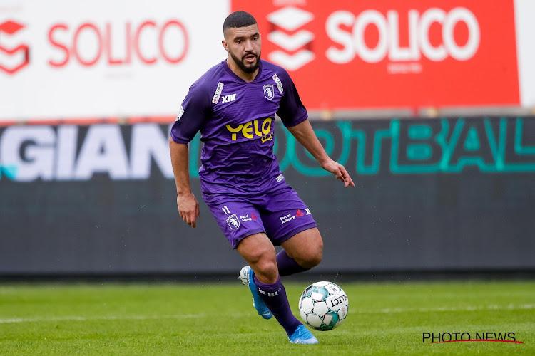 Beerschot stuurt Bakkali terug naar Anderlecht, waar ze niet weten wat ze met hem gaan aanvangen