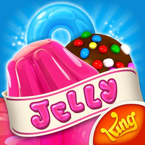Candy Crush Jelly Saga [Mod] 2.33.10mod