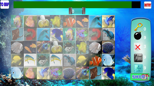 Fish Connect Onet