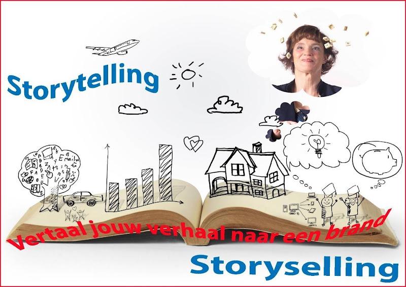 Storytelling, image building & branding