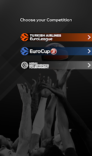 Euroleague Mobile - náhled