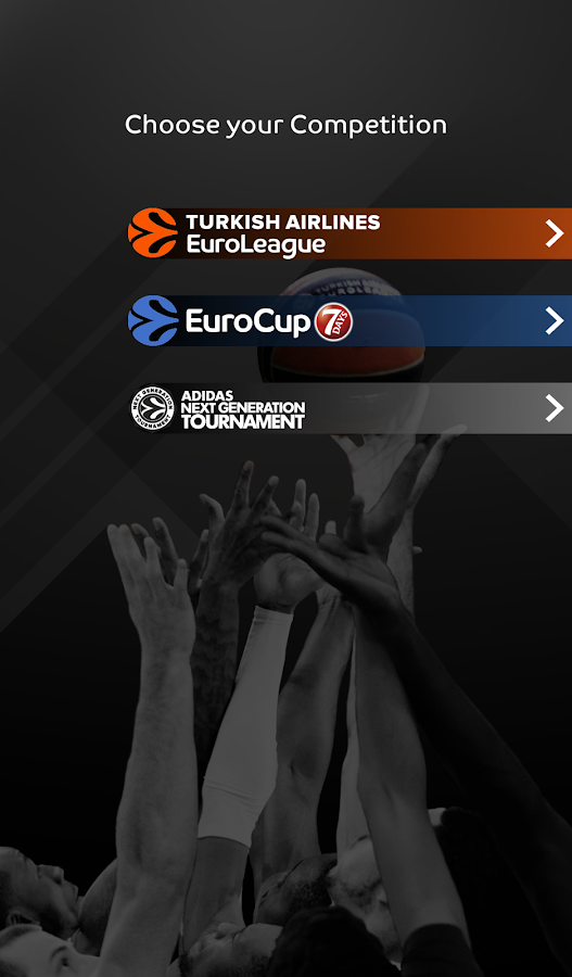 Euroleague Mobile- screenshot