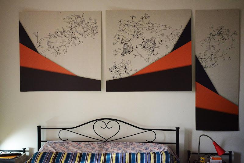 la camera di Elisabetta Castellano