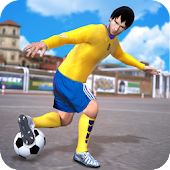 Street Soccer League 2019: Play Live Football Game Icon