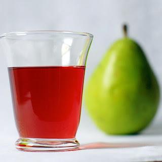Spiced Pear Vodka Recipes