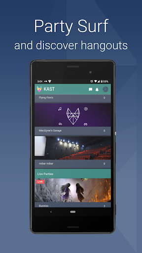 Kast - Watch Together screenshots 3