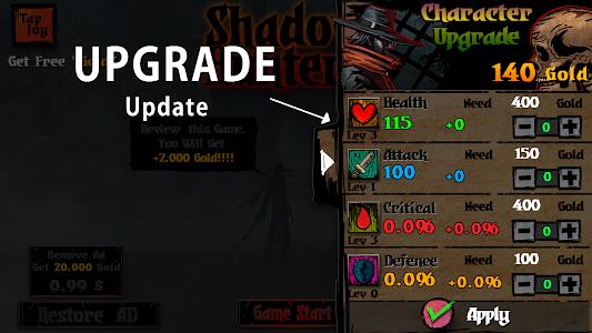 Shadow Hunter+ v3.2 (Mod Money)