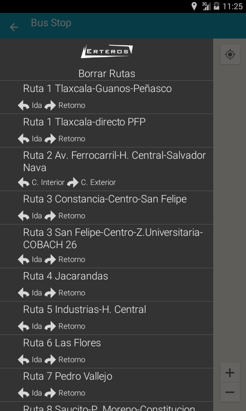 Bus Stop San Luis Potosí- screenshot