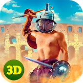 Gladiator King: Spartan Battle