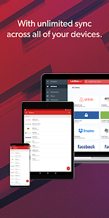 LastPass Password Manager Capture d'écran