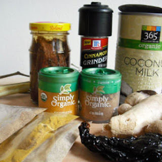 Yellow Curry Paste.