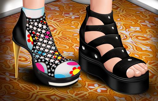 無料教育Appのハイヒール 女の子のためのシューズ ゲーム ファッション 靴|記事Game