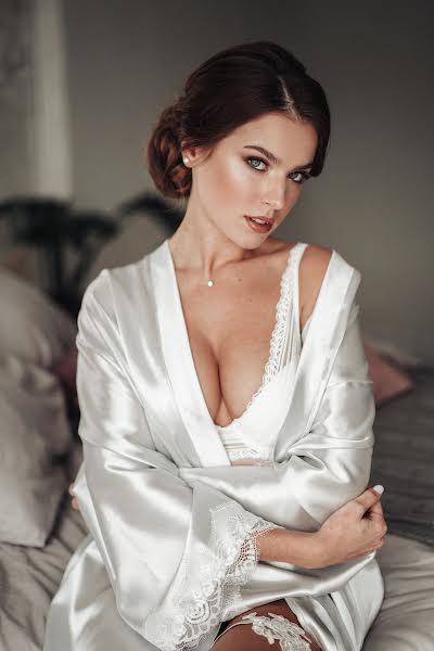 Wedding photographer Алина Курчатова (Jacket). Photo of 19.12.2018