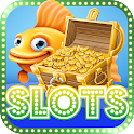 Gold Fish Lucky Slots icon