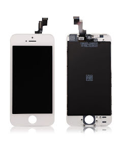 iPhone 5S/SE Display Original White