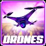 Премиум Tiny Drones - City Flight временно бесплатно