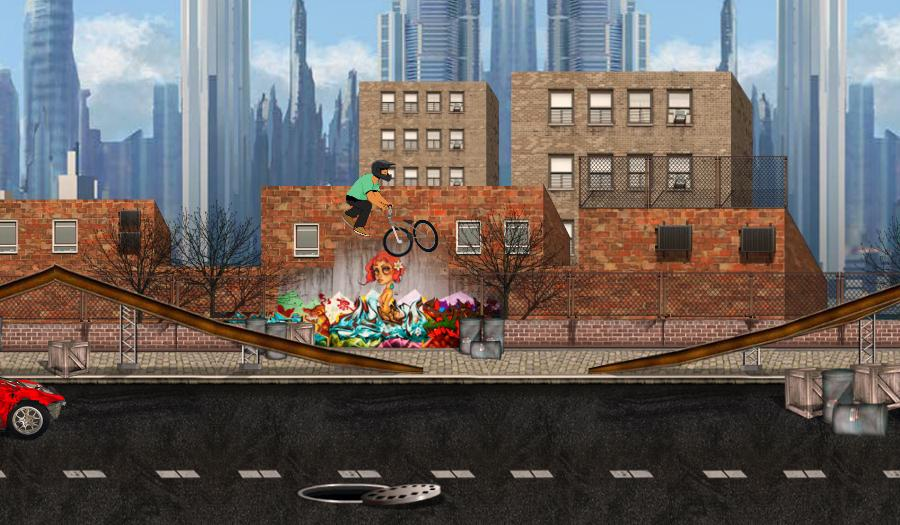 BMX For Boys- screenshot