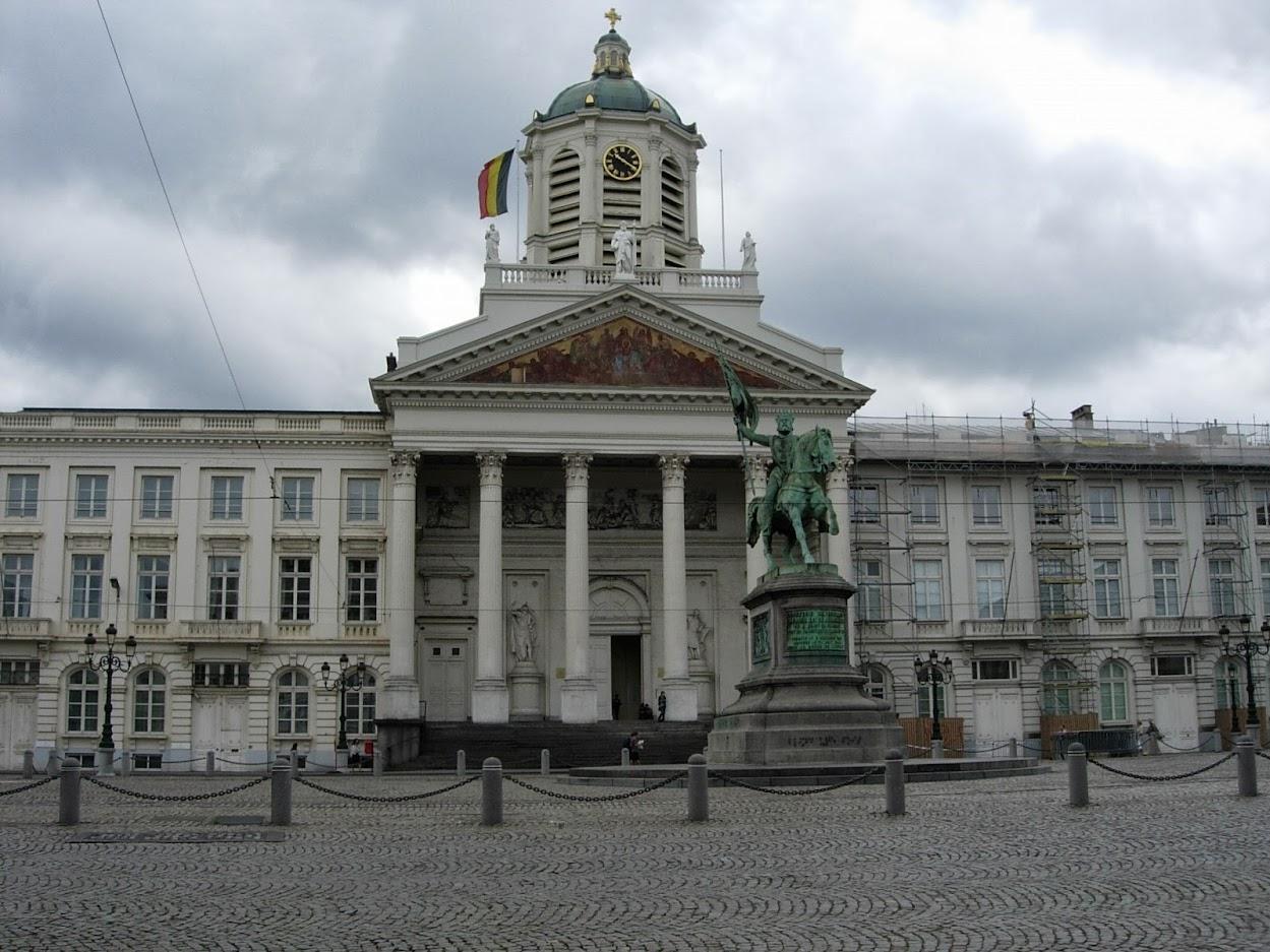 Eglise Saint-Jacques sur Coudenberg à Bruxelles