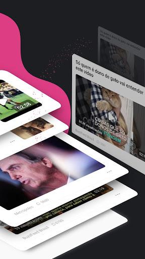 TopBuzz: Notu00edcia e diversu00e3o em um su00f3 app 10.4.2.02 Screenshots 3