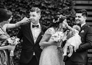 Bröllopsfotograf Vlad Pahontu (vladPahontu). Foto av 13.12.2018