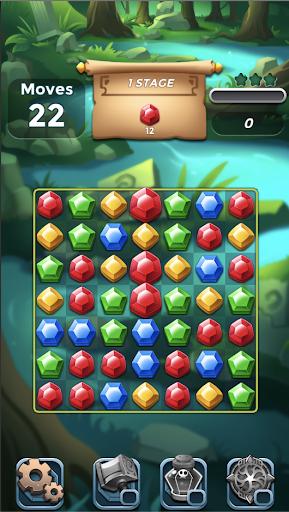 Jewel Empire: Match 3 Puzzle 1.1 screenshots 1