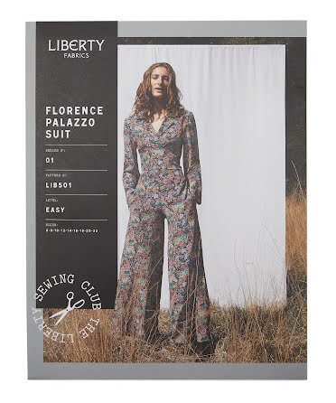 Florence Palazzo Suit