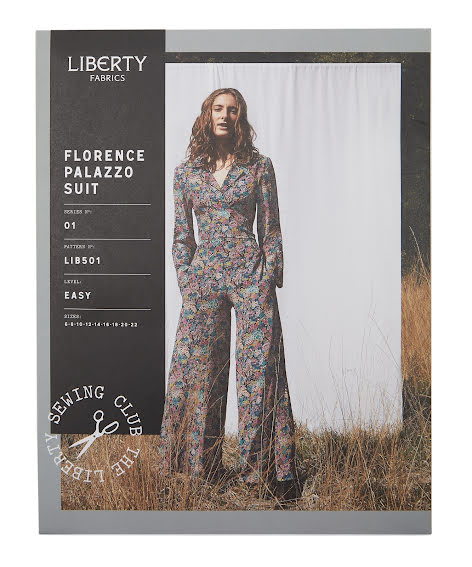 Florence Palazzo Suit från Liberty