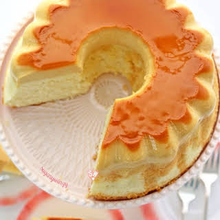 Leche Flan With Egg White Recipes.