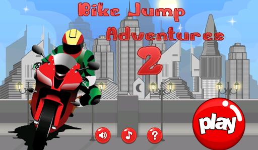 Bike Jump Adventure 2