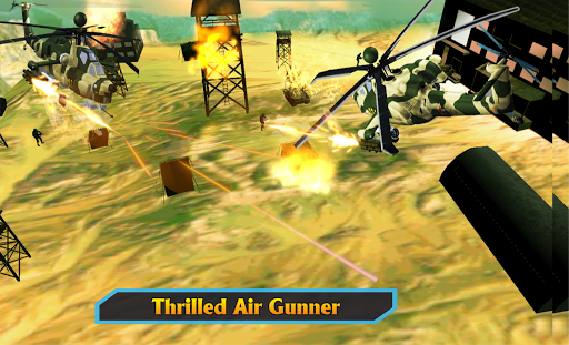 Gunship Helicopter Air War Strike apkdebit screenshots 14
