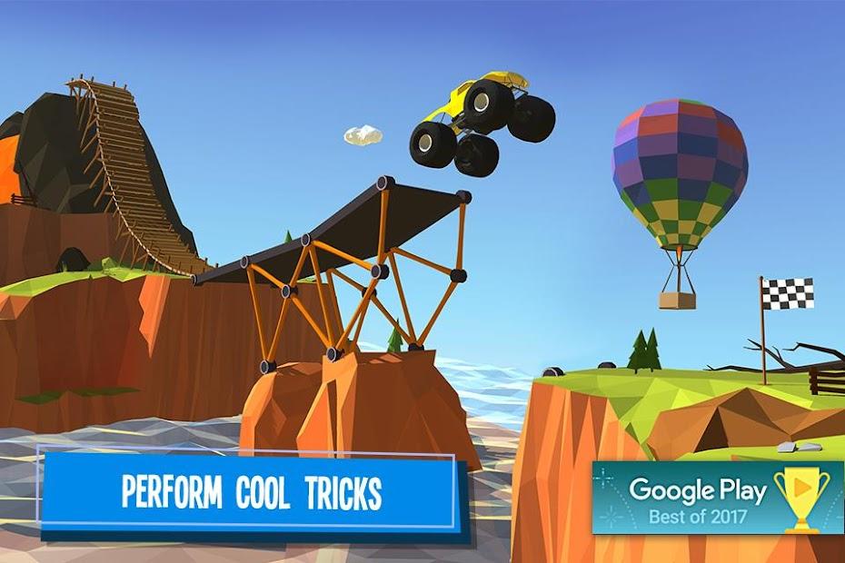 Build a Bridge! Android App Screenshot