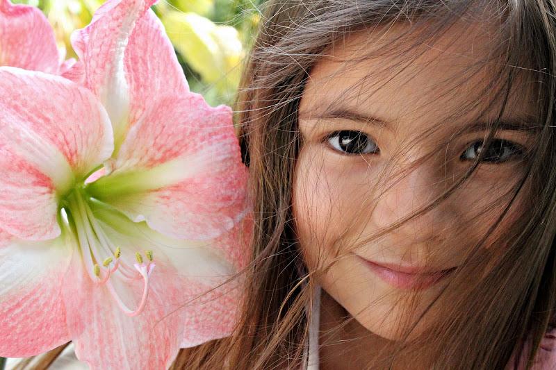 un fiore che sboccia di giuliaf