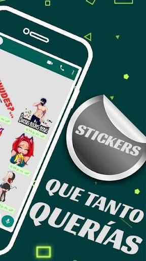 Stickers Hot para WhatsApp (WaStickers App)