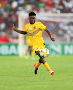 Lesedi Kapinga of Black Leopards.