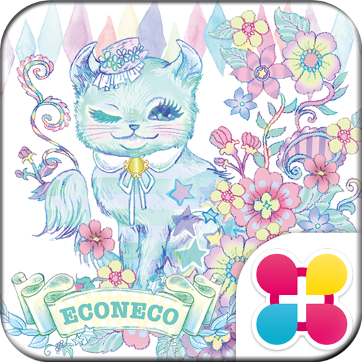 Cute Theme ECONECO Dear Cats Icon