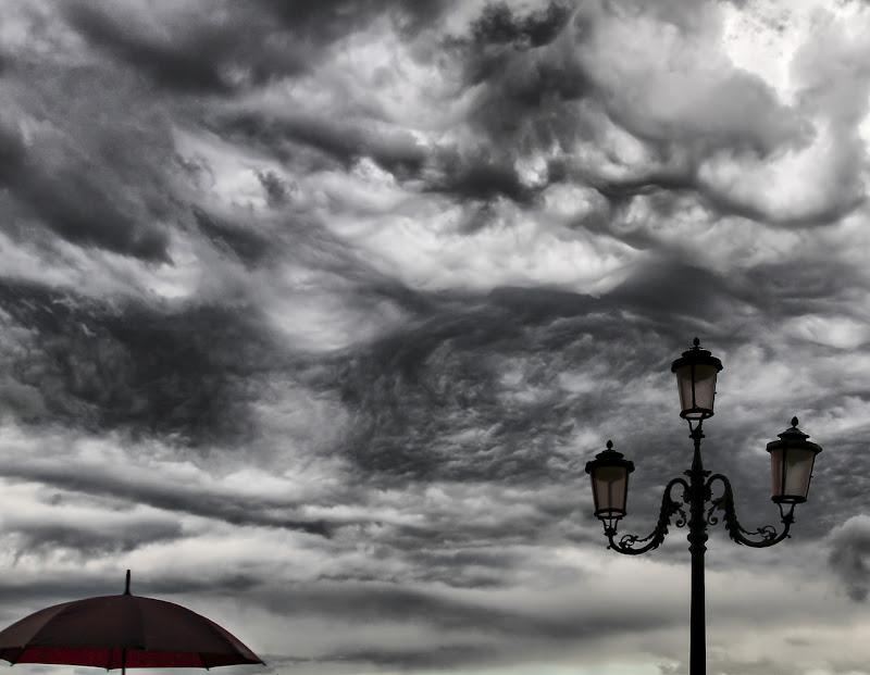 Nuvole nere a Venezia di daniele1357