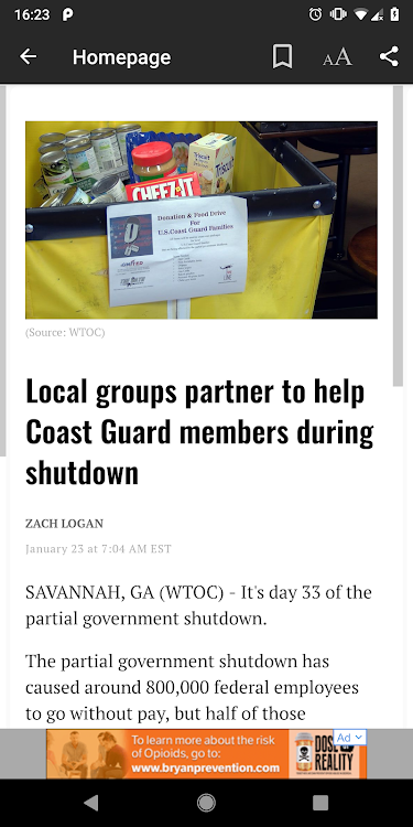 WTOC 11 News – (Android Apps) — AppAgg