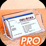 Business Card Storage Pro Icon