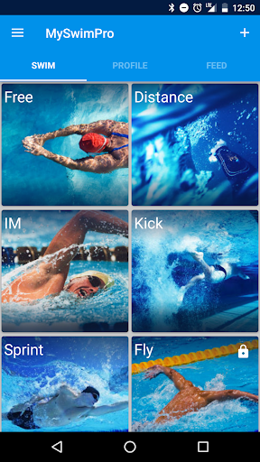 玩免費健康APP|下載Swimming & Triathlon Workouts app不用錢|硬是要APP