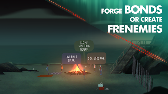 OXENFREE Screenshot