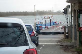 Photo: Pontje bij Dordrecht