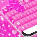 Keyboard Hot Pink icon