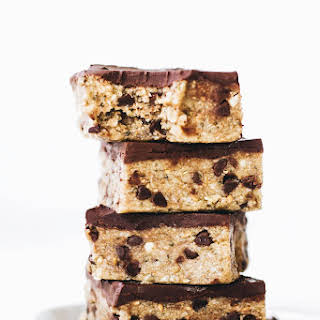 Cookie Dough Protein Bars.