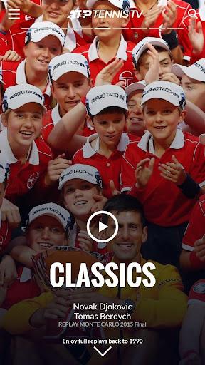 Tennis TV - Live ATP Streaming 2.3.4 screenshots 3