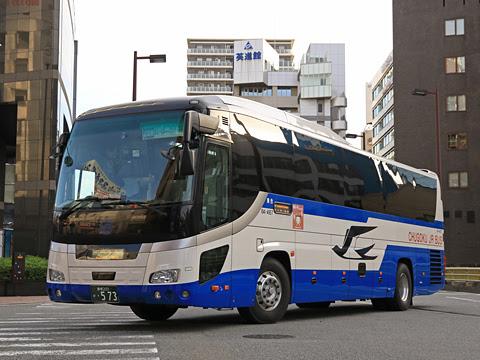 中国JRバス「出雲ドリーム博多号」 641-4957