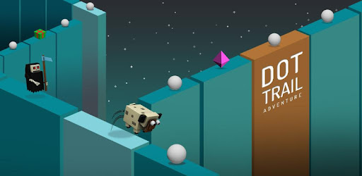 Dot Trail Adventure:Dash on the line, get the ball for PC